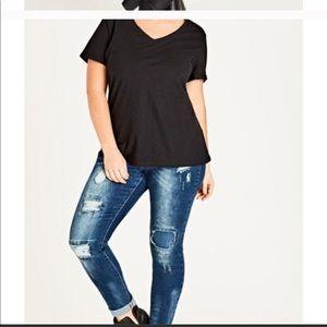 City Chic Jeans 16W